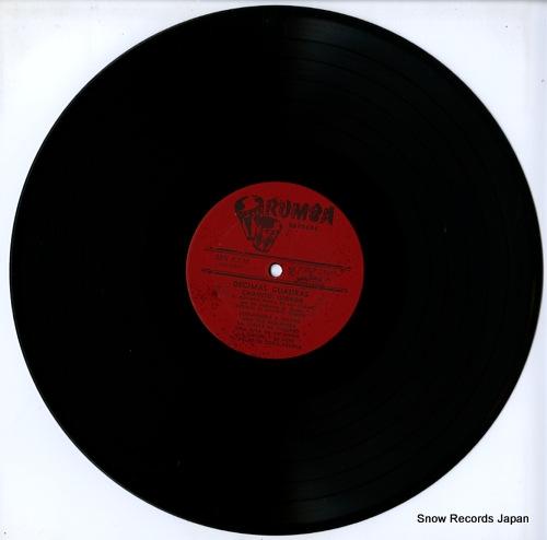 ISIDRON, CHANITO decimas guajiras vol.1 RLP55516 - disc