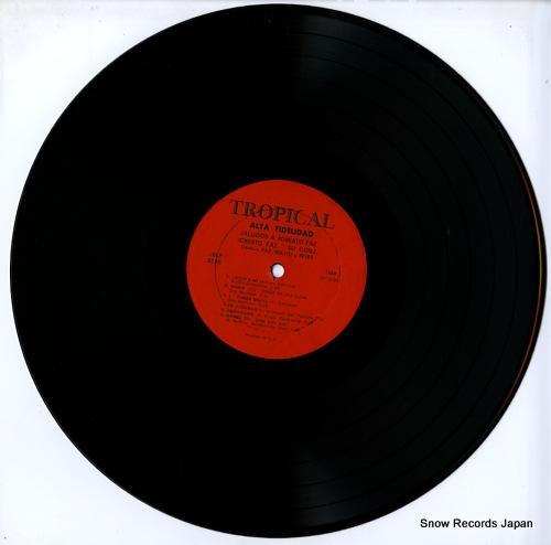 FAZ, ROBERTO saludos a roberto faz TRLP5185 - disc