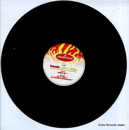 YOMANDA synth & strings FESX59 / 562230-1 - disc