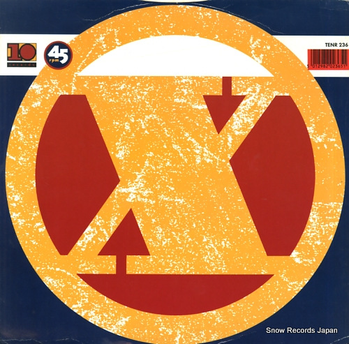 ROGER, JOLLY acid man (techno mix) TENR236 - back cover