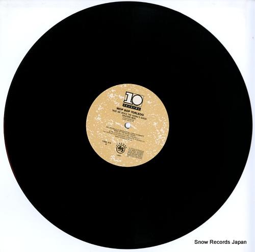 WOP BOP TORLEDO take me while the going's good TENX313 - disc