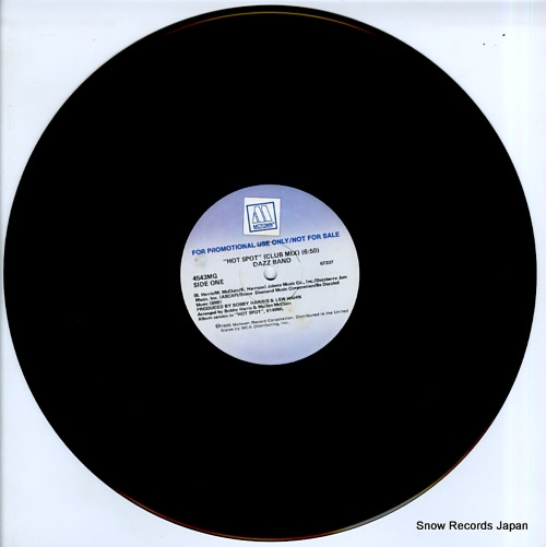DAZZ BAND hot spot (club mix) 4543MG - disc