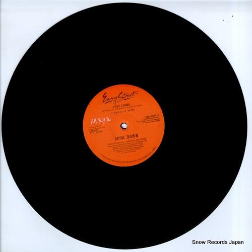 APRIL DAWN love crime EZS-7541 - disc