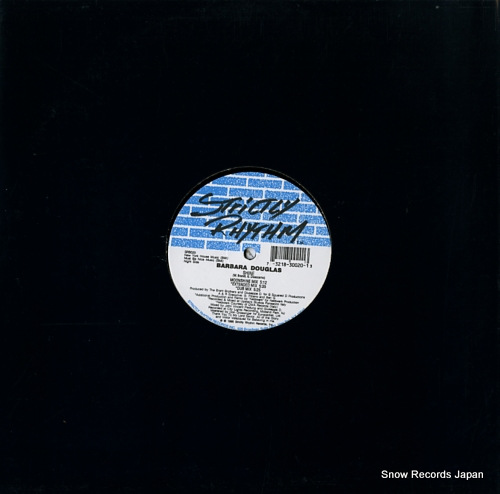 DOUGLAS, BARBARA shine SRB020 - back cover