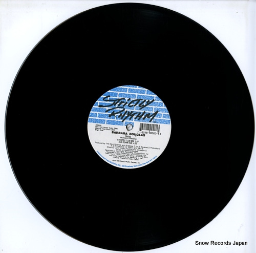 DOUGLAS, BARBARA shine SRB020 - disc