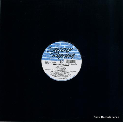 DOUGLAS, BARBARA shine SRB020 - front cover