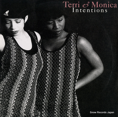 TERRI AND MONICA intentions 4977388 - front cover