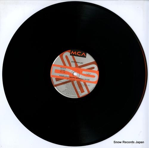 WATLEY, JODY your love keeps working on me MCA12-54785 - disc