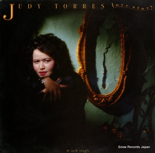 TORRES, JUDY love story PRO-7256 - front cover