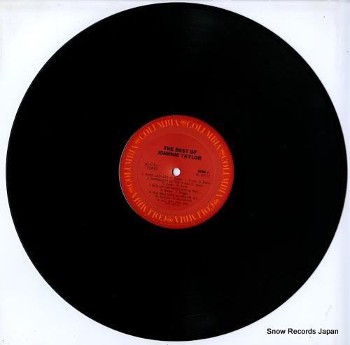TAYLOR, JOHNNIE the best of johnnie taylor JC37127 - disc
