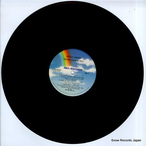 FIVE BLIND BOYS, THE precious memories MCA-28002 - disc