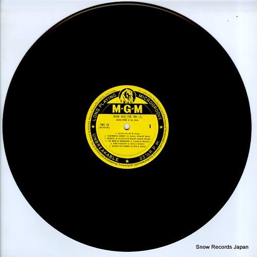 ROSE, DAVID david rose for you PMS-56-7 - disc