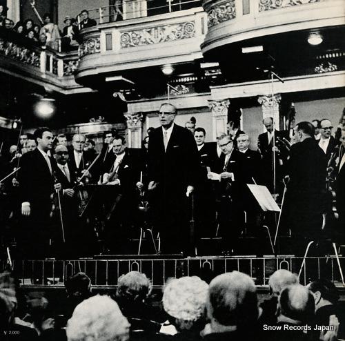 カール・ベーム ブルックナー:交響曲第3番ニ短調「ワーグナー」(ノヴァーク版) SLC2153
