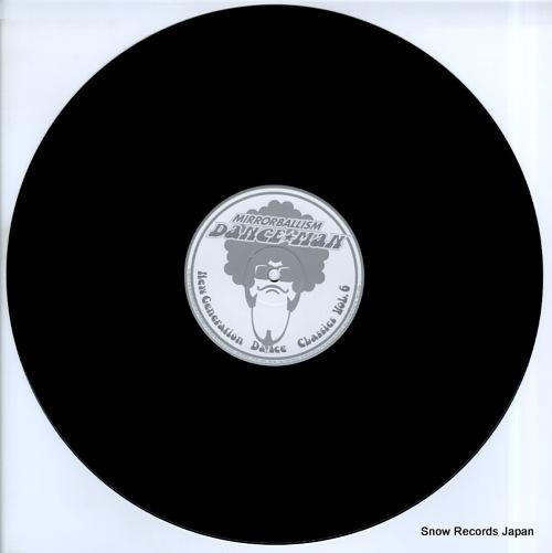 DANCE MAN mirrorballism / new generation dance classics vol.6 RR12-88179 - disc