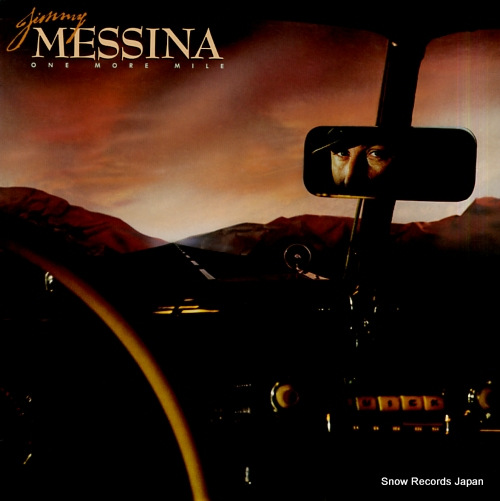 MESSINA, JIM one more mile P-11352 - front cover