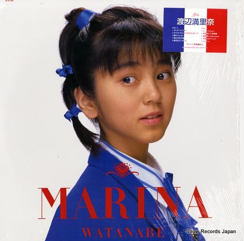 WATANABE, MARINA marina 28.3H-269 - front cover
