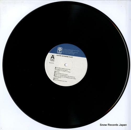 FLATT, LESTER lester raymond flatt PA-3131 - disc