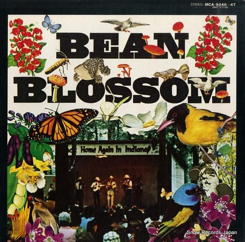 MONROE, BILL bean blossom MCA-9246-47 - front cover