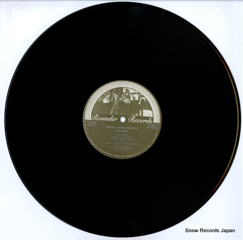 MUD ACRES music among friends PA-3066 - disc