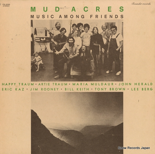 MUD ACRES music among friends PA-3066 - front cover