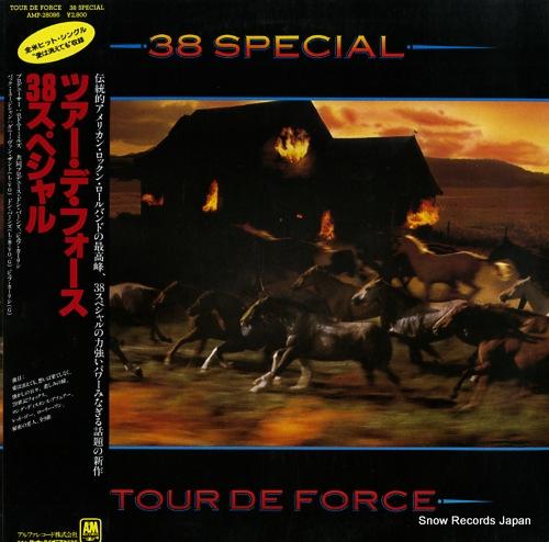 38スペシャル ツアー・デ・フォース AMP-28086