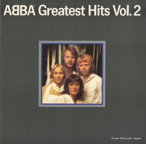 ABBA greatest hits vol.2 SD16009 - front cover
