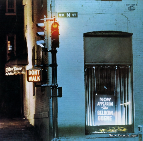 SELDOM SCENE, THE recorded live at the cellar door in washington d.c. GXF6001/2 - front cover