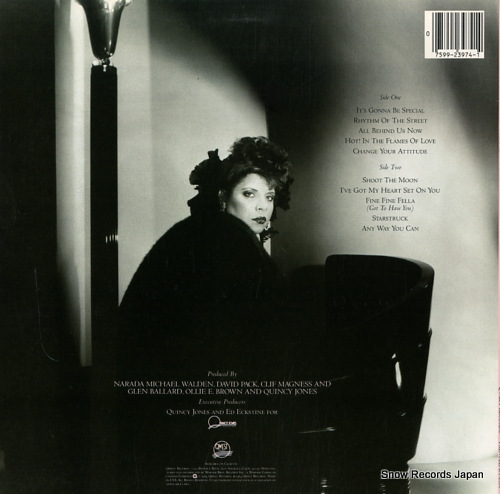 AUSTIN, PATTI patti austin 923974-1 - back cover