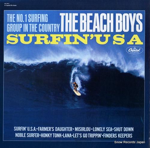 ビーチ・ボーイズ surfin' usa SN-16015