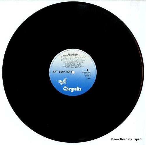 BENATAR, PAT precious time WWS-81440 - disc