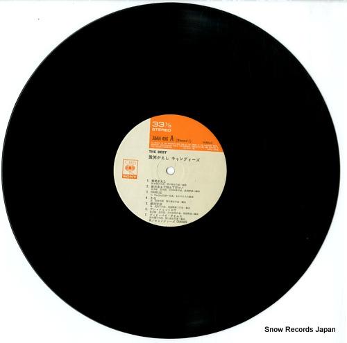 CANDIES hohoemi gaeshi 38AH496-7 - disc