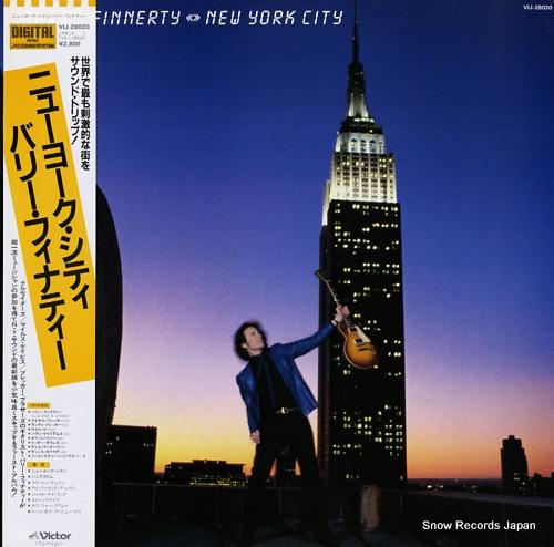 バリー・フィナティー ニューヨーク・シティー VIJ-28020
