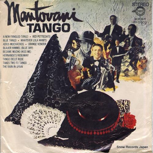 マントヴァーニ tango HH-5003