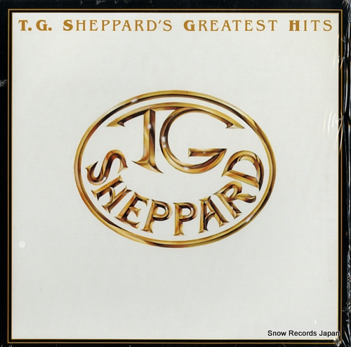 T.G. シェパード t.g. sheppard's greatest hits 9238411