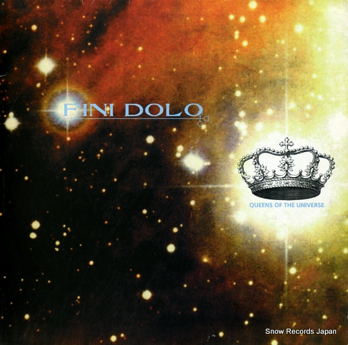 FINI DOLO queens of the universe ART017T - front cover
