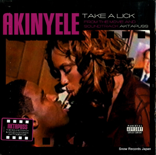 AKINYELE take a lick 61422-34282-1 - front cover