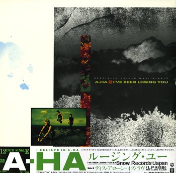A-HA i've been losing you