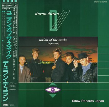 DURAN DURAN union of the snake
