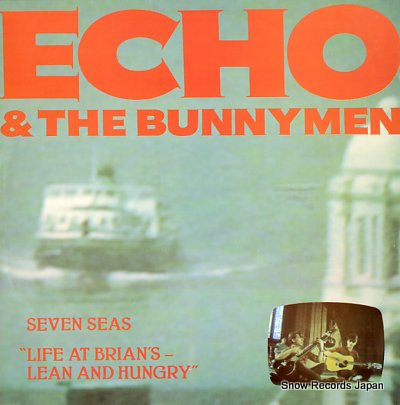 ECHO AND THE BUNNYMEN seven seas