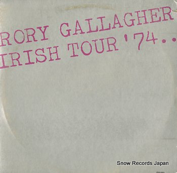 GALLAGHER, RORY irish tour '74