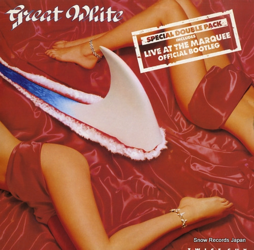 GREAT WHITE twice shy + live at the marquee