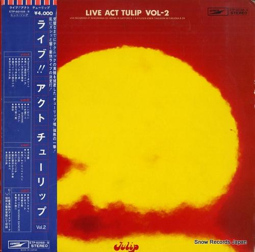 TULIP live act vol-2
