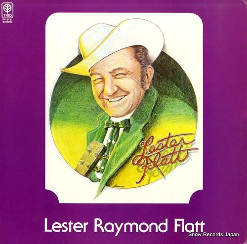 FLATT, LESTER lester raymond flatt PA-3131 - front cover