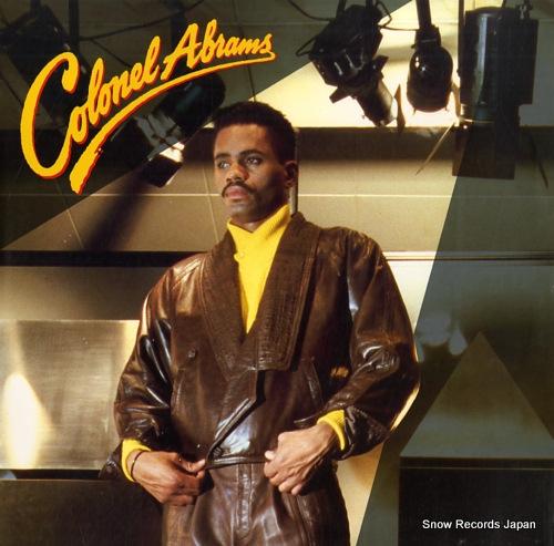 ABRAMS, COLONEL colonel abrams MCA-5682 - front cover