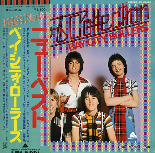 BAY CITY ROLLERS rollers collection