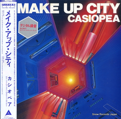 CASIOPEA make up city