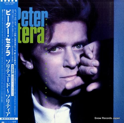 CETERA, PETER solitude / solitaire