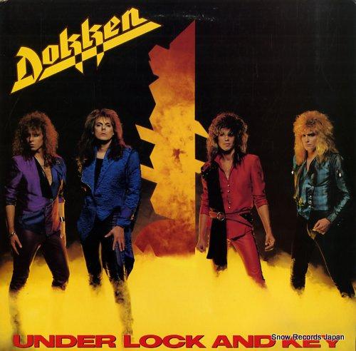DOKKEN under lock and key