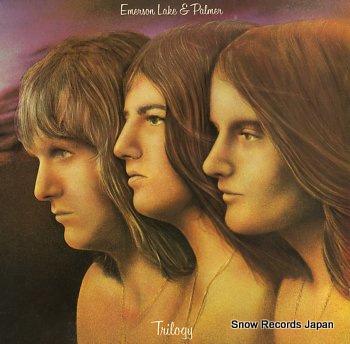 EMERSON, LAKE AND PALMER trilogy