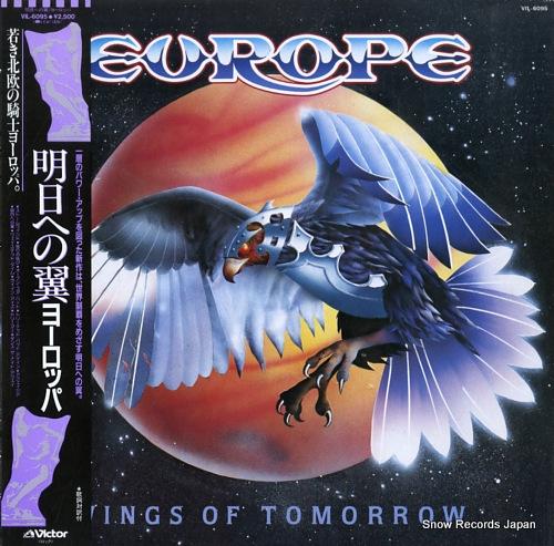 EUROPE wings of tomorrow